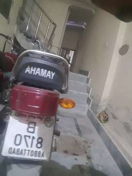 yamaha 4 strok for sale in good condition abotabad number 2011 model