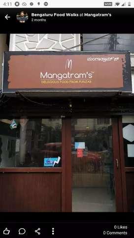 Mangatram's - North Indian restaurant