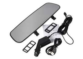 Kamera Cctv DVR Spion Depan Mobil / Car Dvr Camera Mirror Hd 720p
