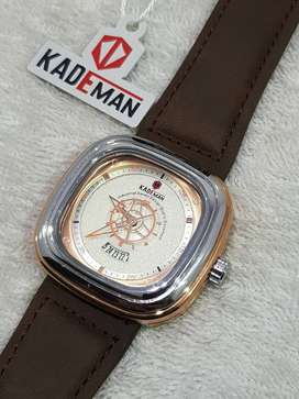 Latest Kademan Watches Discounted Rates