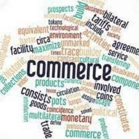 Easy learning Commerce tutor