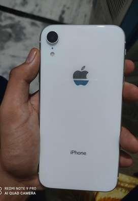 Apple iPhone Xr 64 gb white
