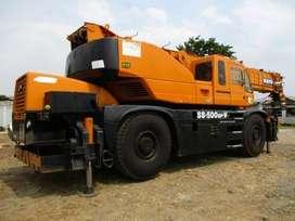 Truk Crane KR50H-V (50TON) merek KATO tahun 2014
