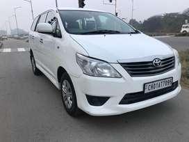 Toyota Innova 2.5 G 7 STR BS-IV, 2013, Diesel