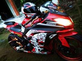 Kawasaki ninja  belitang Sumatra Selatan