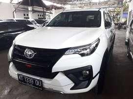 Toyota Fortuner G TRD 2.5 Matik 4x2 Solar Tahun 2018