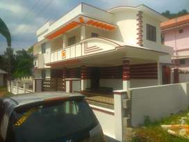 New modern house in vellapally thiruvalla