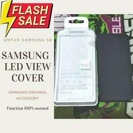 Dijual casing led original samsung s8. Jarang pakai