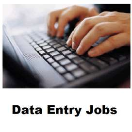 Work At your Home Typing Job