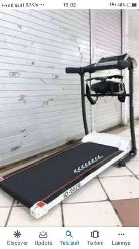 Promo murah treadmill elektrik 2 fungsi