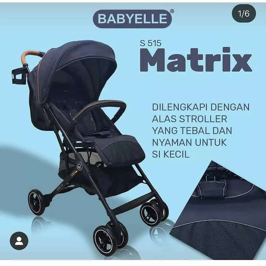Stroller babyelle matrix 0