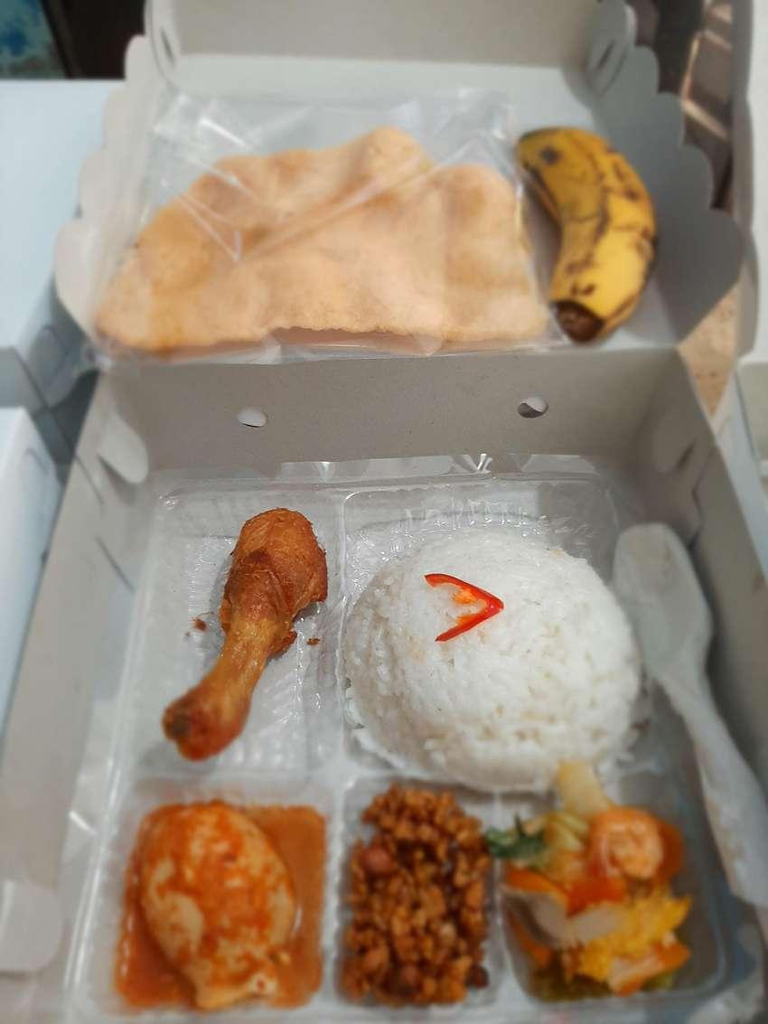 catering nasi kotak murah surabaya 0