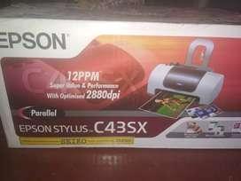 Epson stylus colour printer C43SX