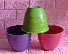 Pot bunga plasti  Tawon
