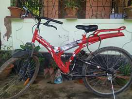 Hercules Cycle In Good Condition | Double Dissbrack |