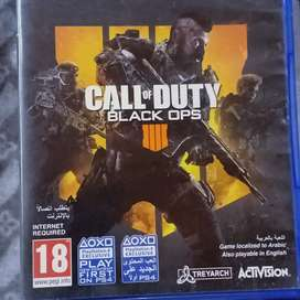 PS4 games for sale in mint condition