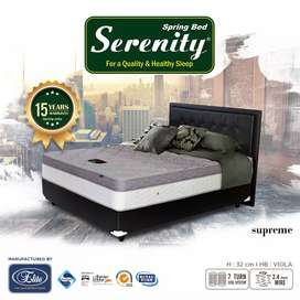 Matras serenity 160 x200 harga tertera