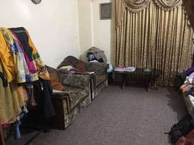 Flat in gulistan e johar Karachi. Two bed room and two bathrooms.
