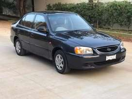 Hyundai Accent 2007 Petrol Well Maintained