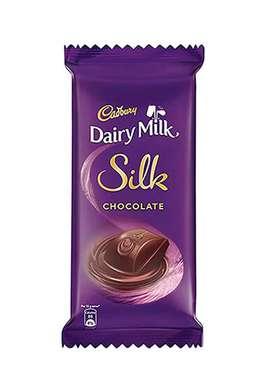 Cadbury Dairy Milk Silk Chocolate Bar, 150g (Pack of 3)