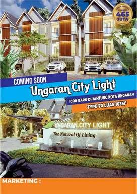 Icon baru di kota Ungaran ,Ungaran city light