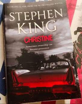 Novel Stephen King - Christine