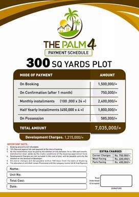 Plot available for sell in Dubai city Hyderabad