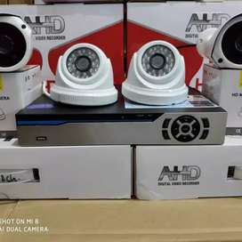 """ PT. HAMIZAN- CCTV-DI LIMO &DEPOK KOTA_ 《 Ahd Paket_4 kamera》."