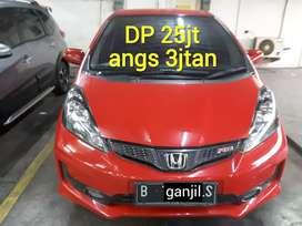Honda Jazz RS AT 2013 Paket DP murah n Angs Terjangkau Cepat Dapat