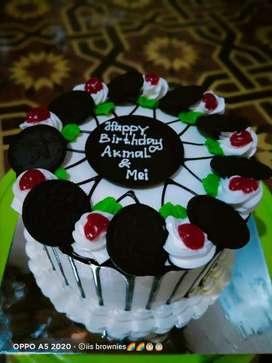 Kue ulang tahun enak