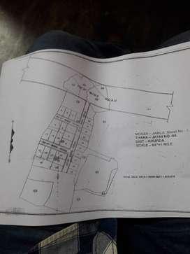Boundary plot for sale.
