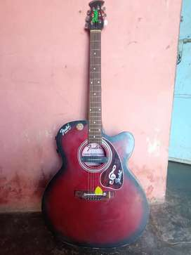 Best guitar urgent sell 1 year old