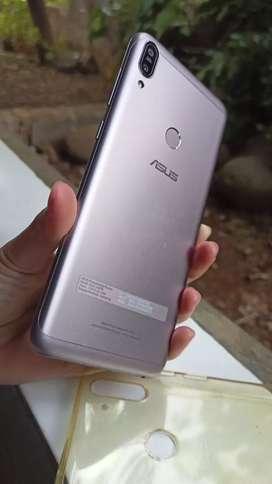 Zenfone Max Pro M1 4/64 mulus komplit ex cewek