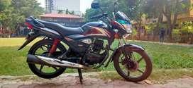 Honda CB SHINE DISC 2018 Sept Model Black Emi available