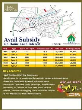 3bhk flats for sale near delhi border dwarkaexpraway gurgaon