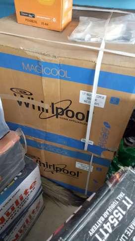 Whirlpool 1 ton window box pack new