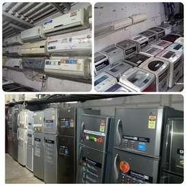 Warranty 5 YEAR delivery free Mumbai fridge washing machine sell/ rent