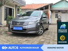 [OLX Autos] Honda City 2011 1.5 E Bensin A/T Abu-Abu #Derapro Motor