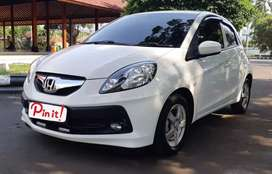 Brio 2015 Matic AT plat R