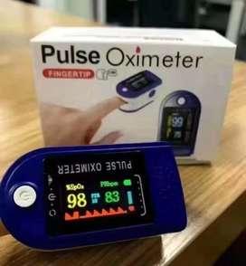 Finger trip oximeter
