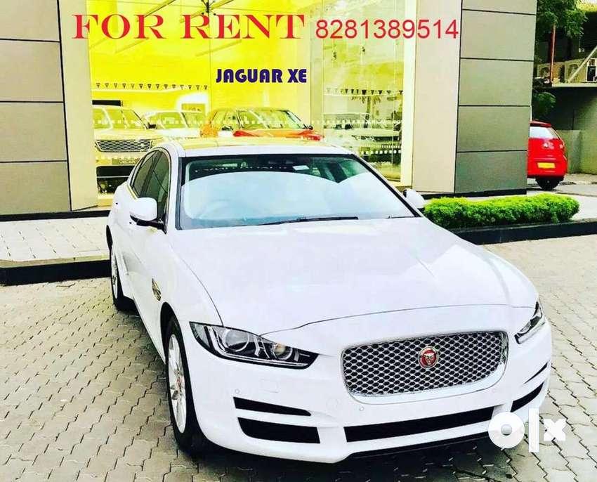 Wedding car Jaguar XE 2019 For Rent starting from 6000 TRIVANDRUM 0