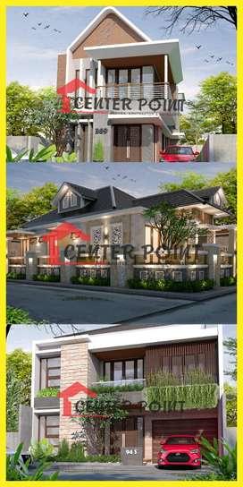 Desain Arsitek Gambar RAB IMB Kontraktor Rumah di Tual