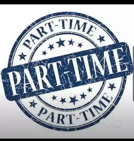 Part time job has become an essential requirement of people