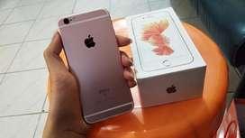 iphone 6s 16gb gold komplir normal jaya mau upgrade