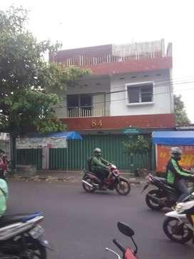 Ruko murah 3 lantai di lempuyangan dekat stasiun pasar kota Yogya
