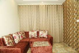 3 bhk /Semi furnished flat for sale in mohali KHARAR LAND RAN ROAD