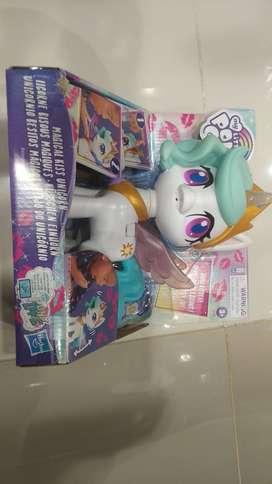 Princess Celestia Magical Kiss Unicorn My Little Pony