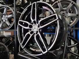 Velg cabrio mercy AMW5434 18x8.0-9.0 5x112 ET.38 67.1 BMF1