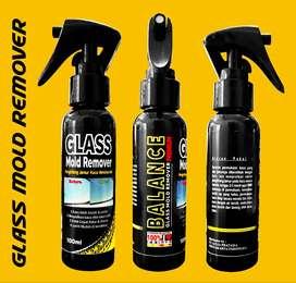 LINDUNGI Kaca MOBIL anda dr NODA/JAMUR dg pakai GLASS MOLD REMOVER!