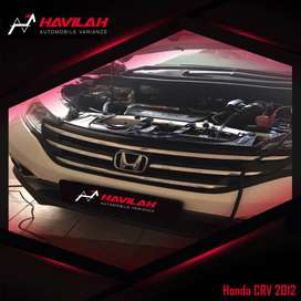 ECU Remap  Mobil Honda C-RV (Kota Pontianak)